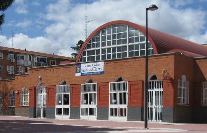 Centro Cívico Juan de la Cierva