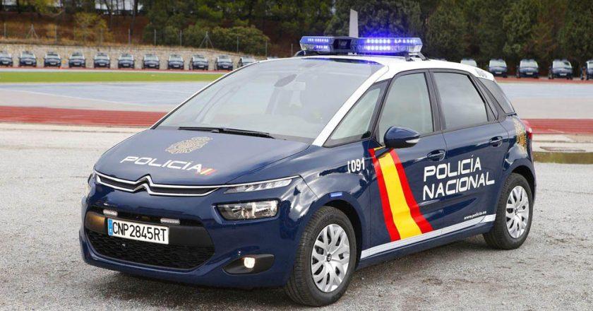 Policía Nacional correspondencia