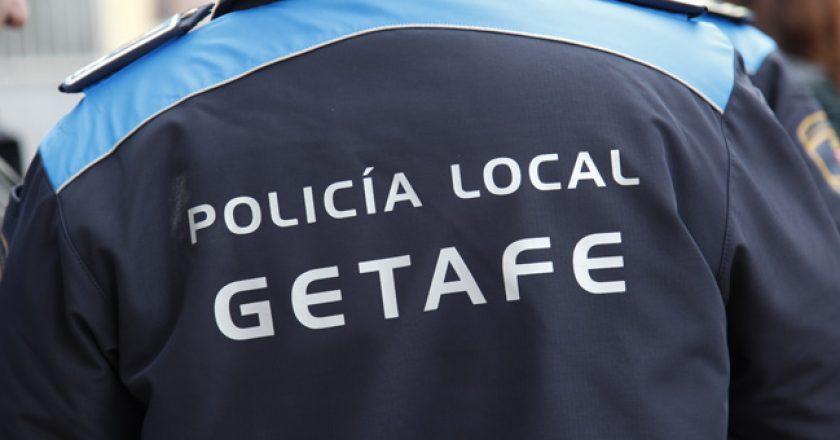 policia getafe plazas