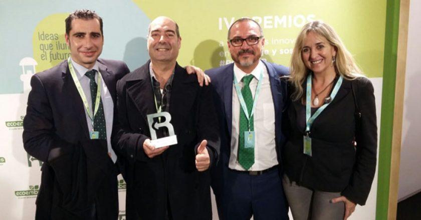 Premio Ecoembes Getafe