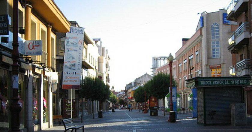 dinamización calle Madrid
