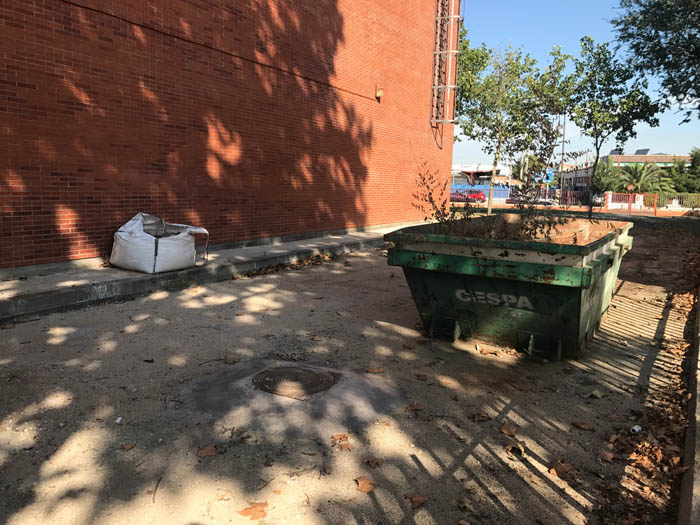 sesena colegios escombros