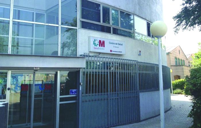 centro de salud el bercial pediatras