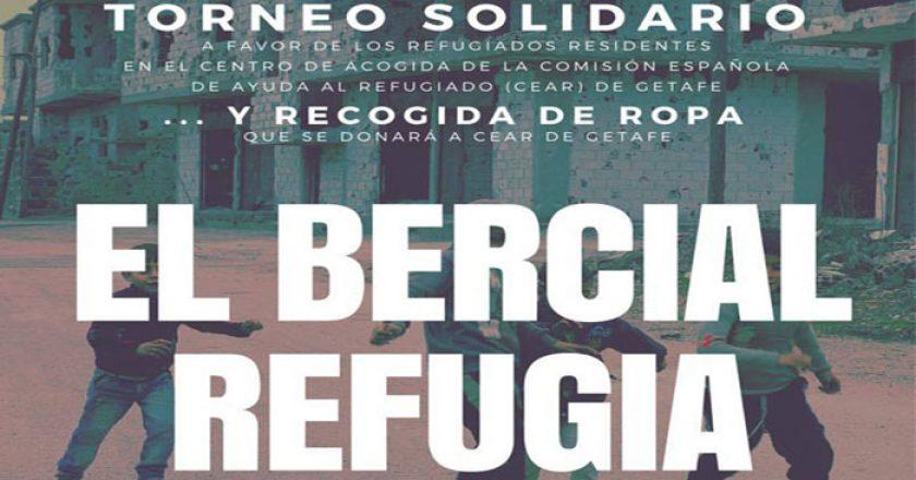 Torneo Refugiados El Bercial