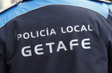 policia getafe agredidos