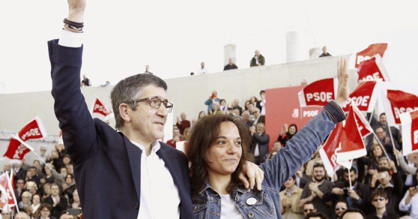 PATXI LOPEZ Y SARA HERNANDEZ