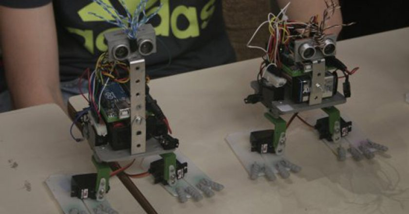 robótica Getafe
