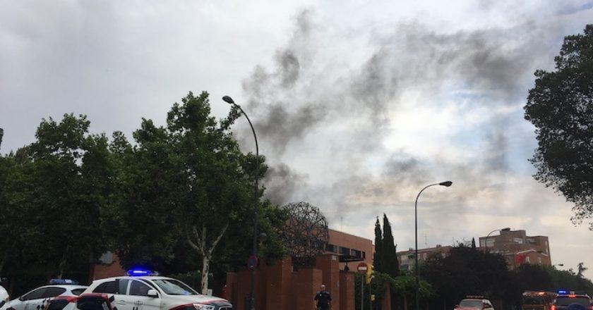 incendio UC3M