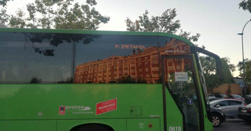 huelga avanza autobuses