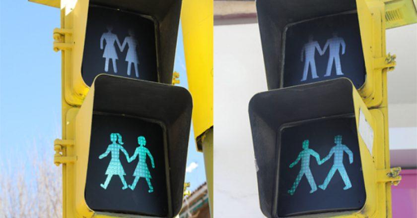 semáforos igualitarios