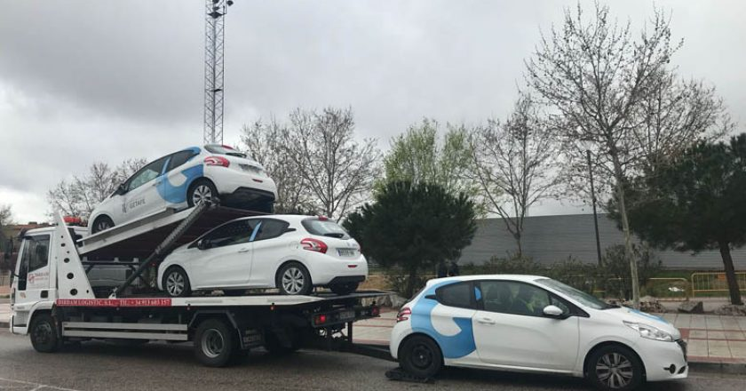 retirada coches impago