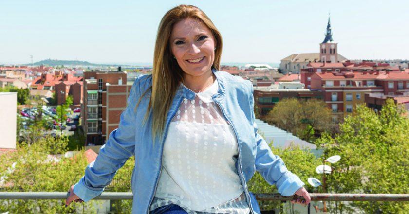 monica cobo entrevista Getafe