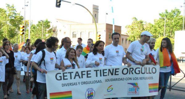 orgullo Getafe