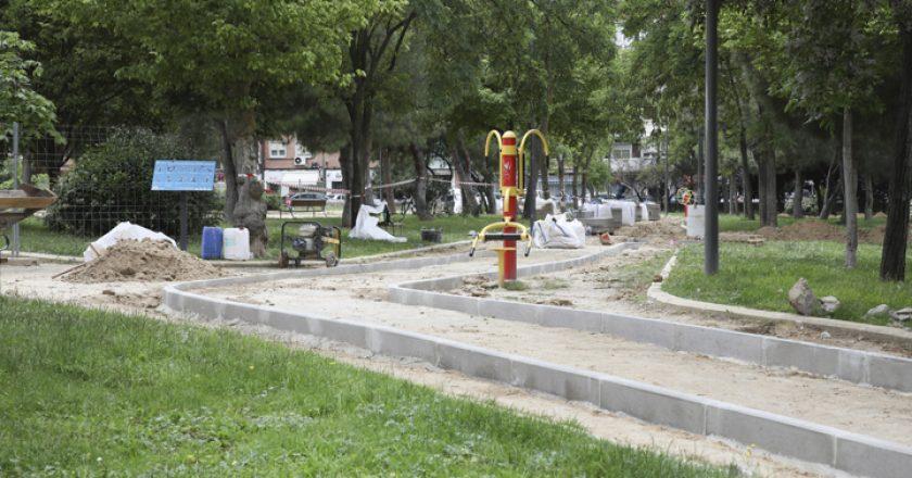parque bercial