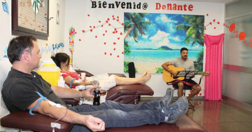 musica donacion sangre