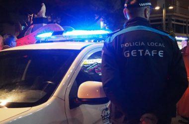 policia local Violencia de genero