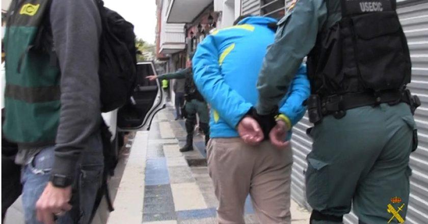 lanzas chilenos robo