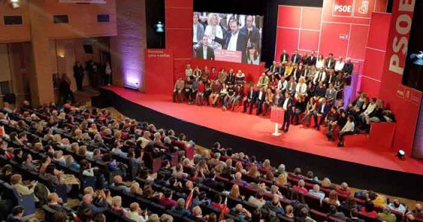 Candidatos-PSOE