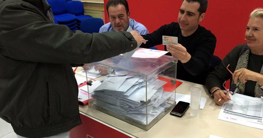 PRIMARIAS PSOE 2