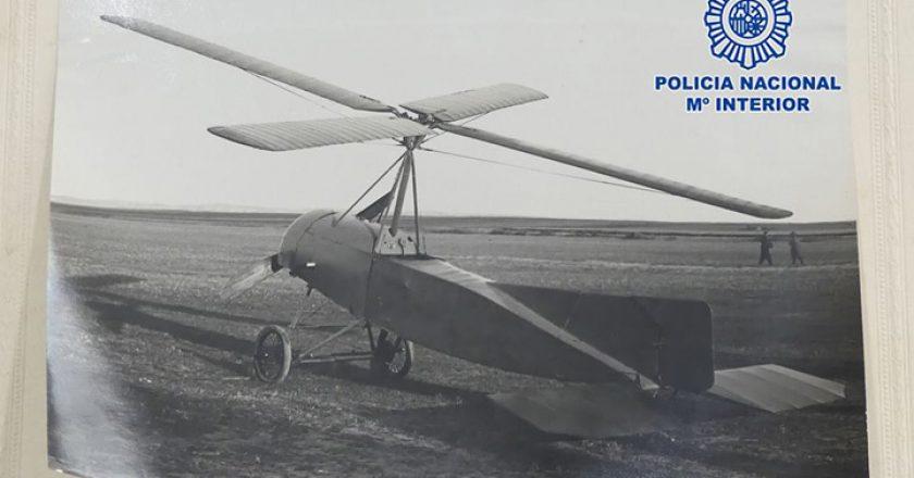 autogiro 1 policia