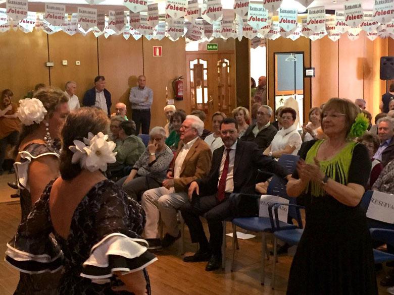 carlos gonzález fiesta flamenca