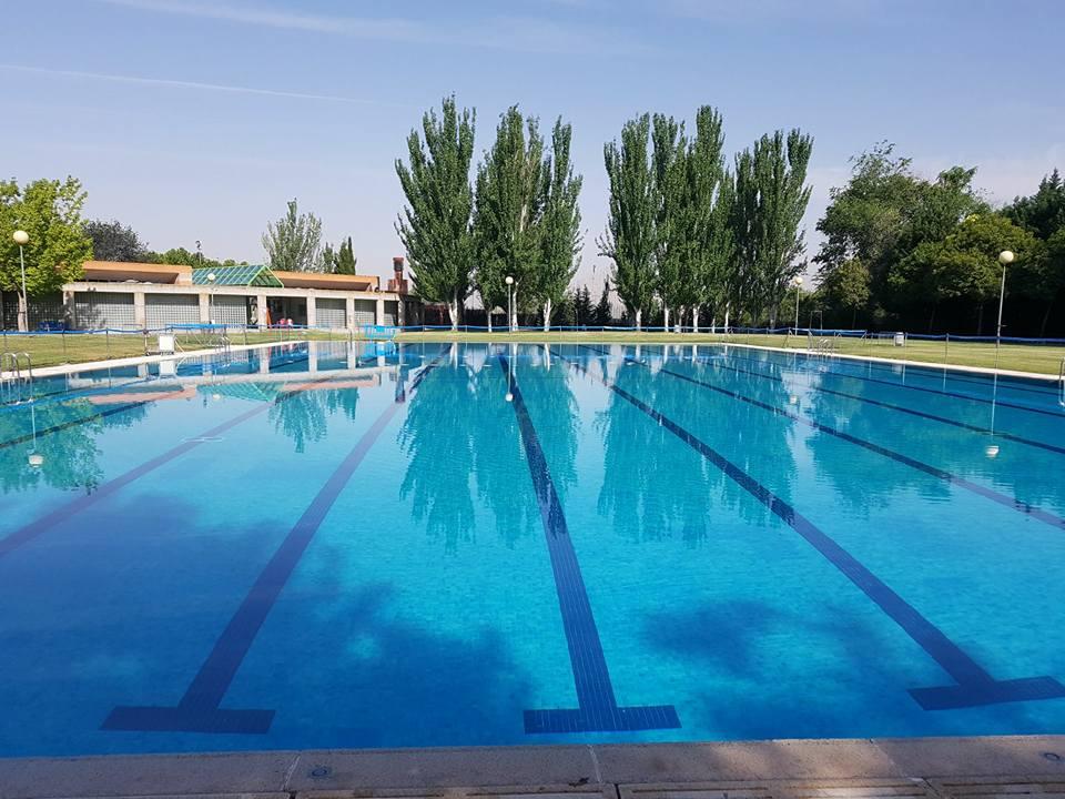 piscinas verano