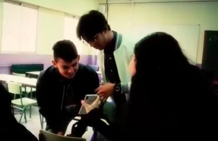 Videoclip acoso escolar
