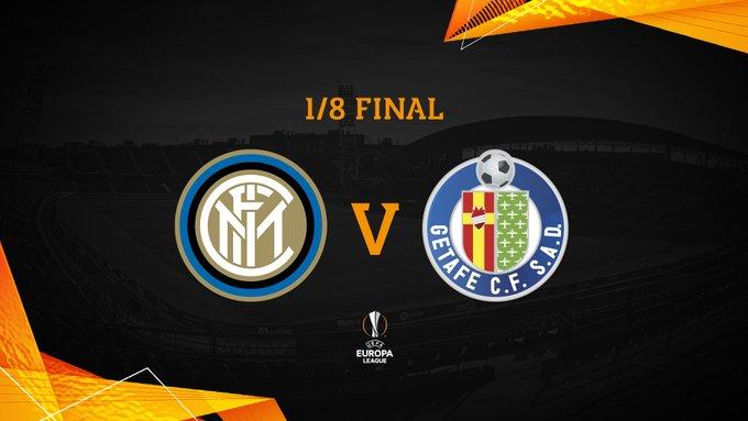 Inter Getafe e Siviglia Roma, Uefa rinvia le due partite ...   Inter Getafe