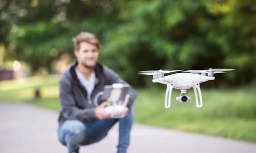 pilotaje drones